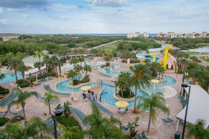 Holiday Inn Club Vacations Cape Canaveral Beach Resort - dream vacation