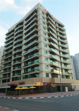 Dunes Hotel Apartments Oud Metha Images