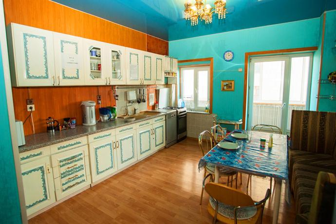 1st Arbat Hostel At Novinsky - dream vacation