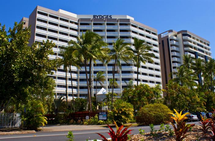 Rydges Esplanade Resort Cairns Резорт Ридджес Еспланаде Кэрнс