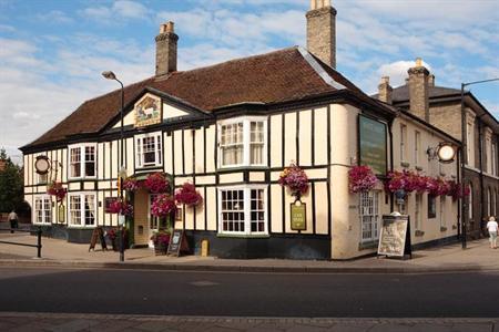 White Hart Hotel Braintree England - dream vacation