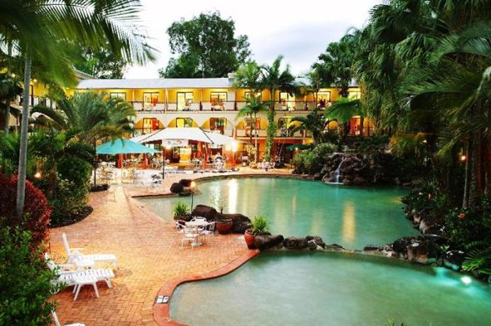 Palm Royale Cairns Палм Ройале Кэрнс