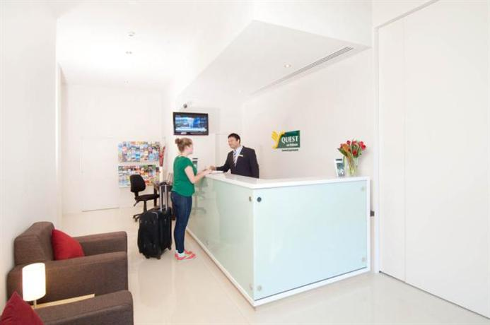 Quest on Hobson Serviced Apartments - dream vacation