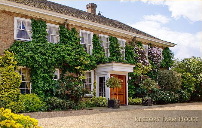 Rectory Farm - dream vacation