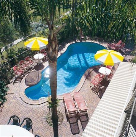 Bombora Resort Motel Мотель Резорт Бомбора