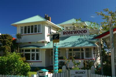 Rosewood Bed & Breakfast - dream vacation