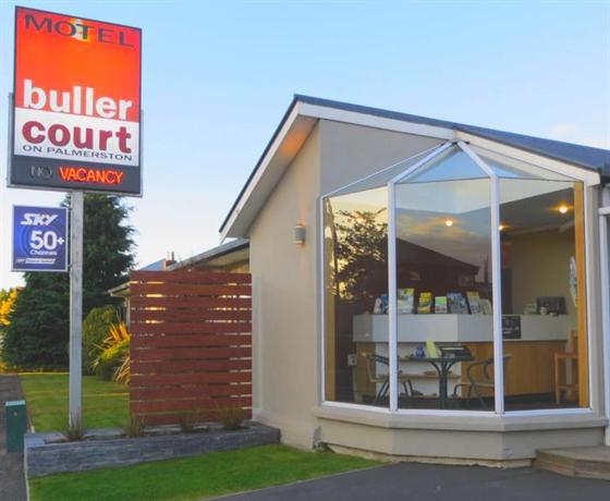 Buller Court on Palmerston - dream vacation