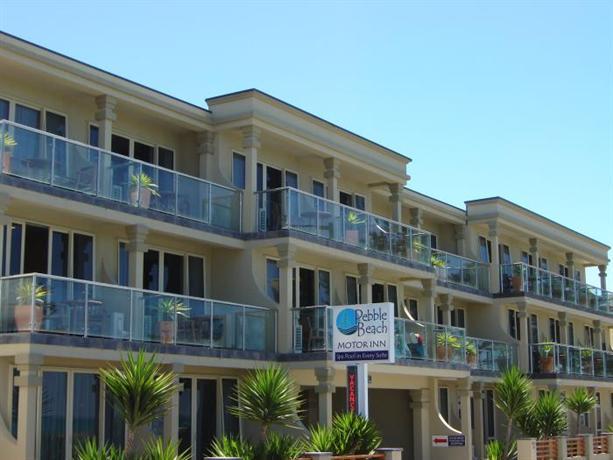 Pebble Beach Motor Inn - dream vacation