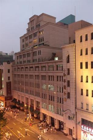 Jinjiang Metropolo Classiq Hotel Off Bund - Shanghai -