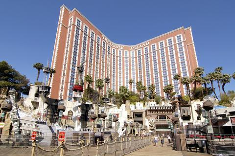 Treasure Island Hotel & Casino - dream vacation