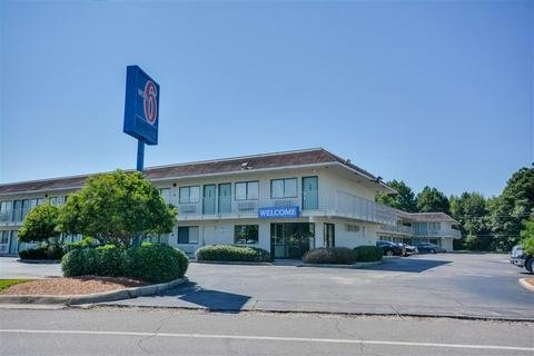 Motel 6 Meridian - dream vacation