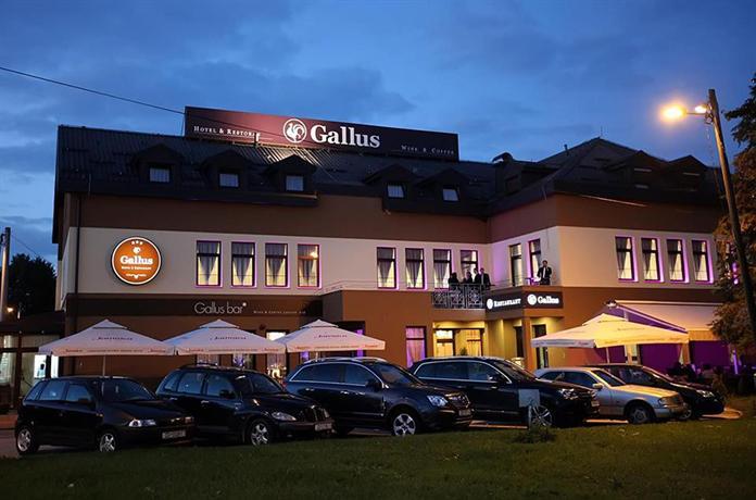 Hotel Gallus - dream vacation