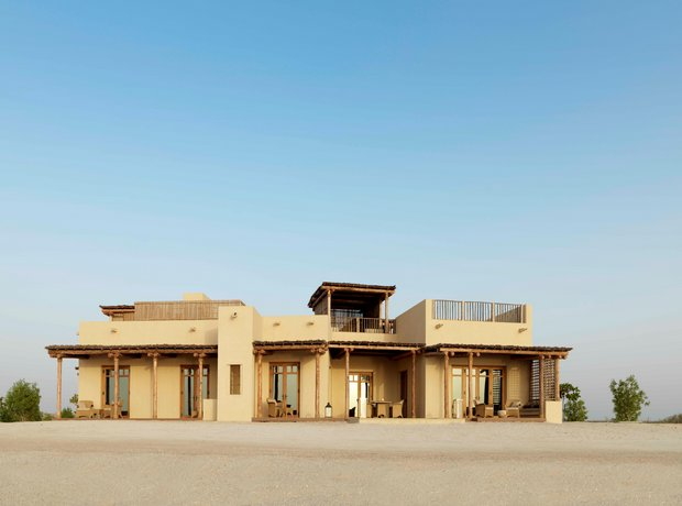 Anantara Sir Bani Yas Island Al Yamm Villa Resort Images