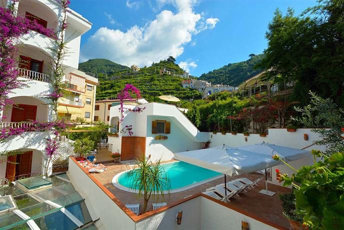 Villa Romana Hotel Minori - dream vacation