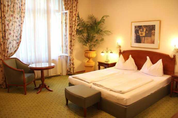 Boutique Hotels Vienna: Parkvilla