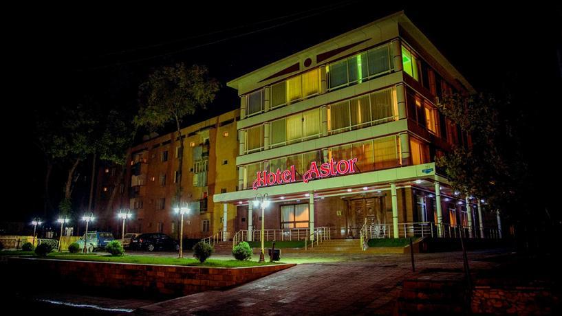 Astor Hotel Samarkand
