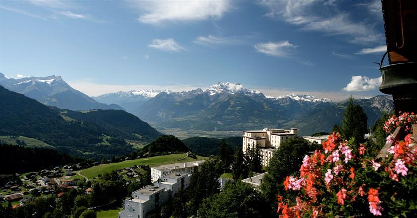 Grand Hotel Leysin Switzerland