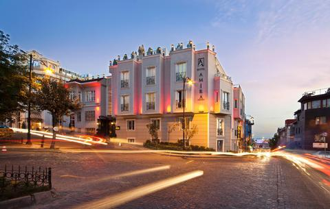 Hotel Amira Istanbul - dream vacation