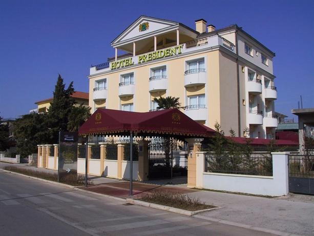 Hotel President Zadar - dream vacation