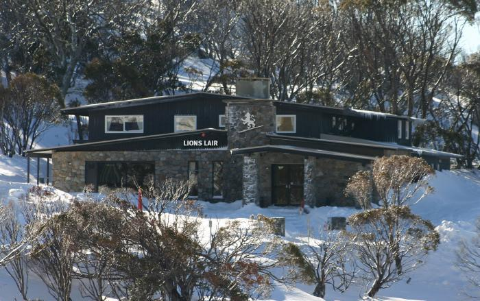 The Lions Lair Lodge