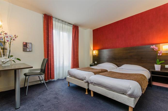 Hotel Arc Paris Porte d\'Orleans - dream vacation
