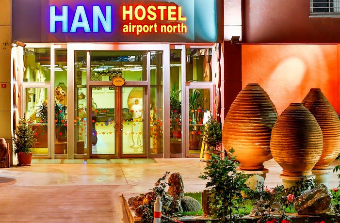 Han Hostel Airport North - dream vacation