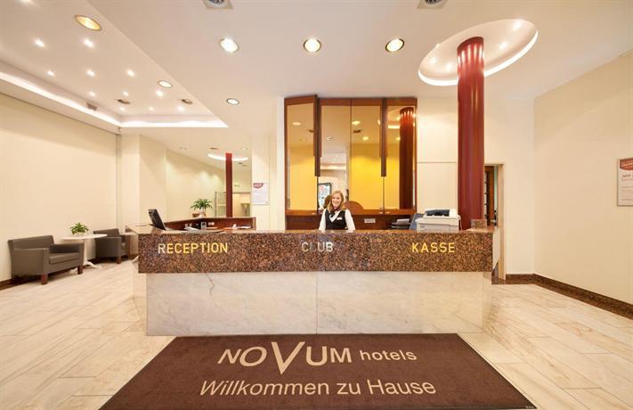Novum Hotel Madison Dusseldorf Hauptbahnhof