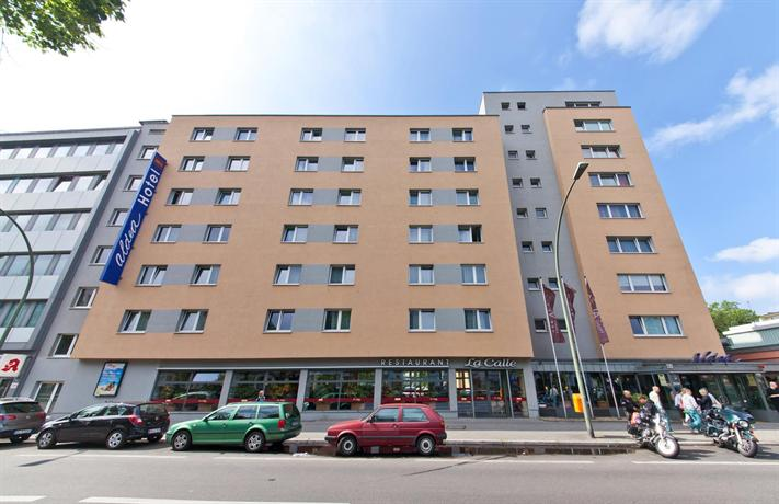 Novum Hotel Aldea Berlin Centrum - dream vacation