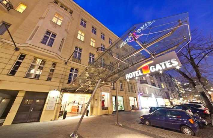 Novum Hotel Gates Berlin Charlottenburg - dream vacation