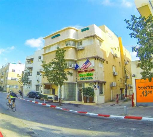 Sea Side Hotel Tel Aviv - dream vacation