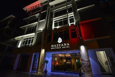 Hazzana Boutique Hotel - dream vacation
