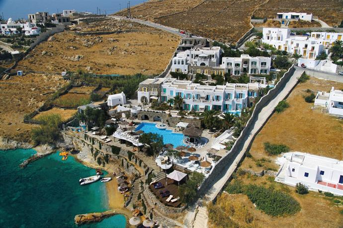 Kivotos Luxury Boutique Hotel - dream vacation