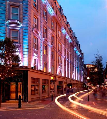 Radisson Blu Edwardian Mercer Street Hotel - dream vacation