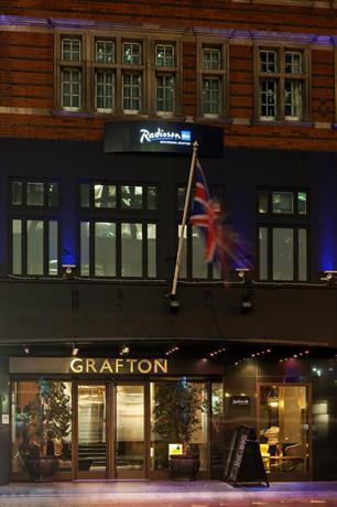 Radisson Blu Edwardian Grafton Hotel - dream vacation