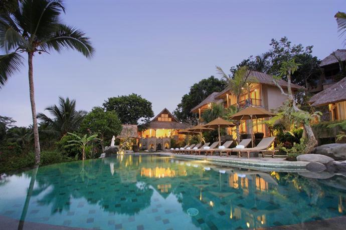 Puri Gangga Resort - dream vacation