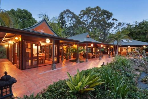 Bali in Byron - dream vacation