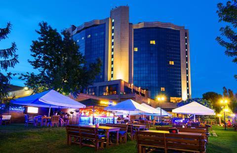 Отель InterContinental Almaty