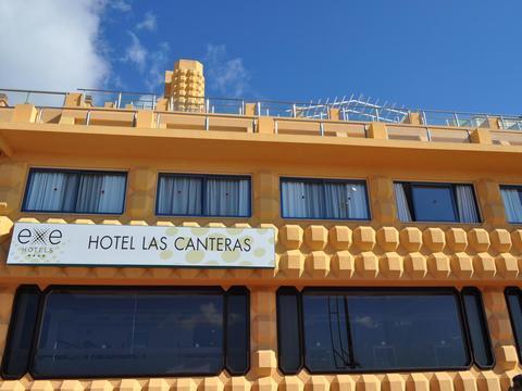 Exe Las Canteras - Las Palmas de Gran Canaria -