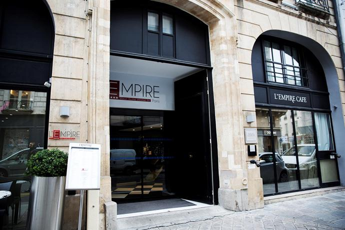 L\'Empire Paris - dream vacation