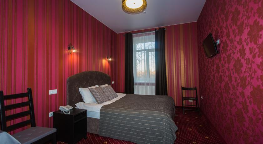 Отель Ажур