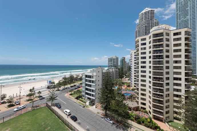 Photo: Aloha Apartments Gold Coast
