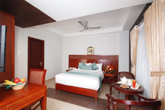 Hotel Olive International Kottayam - dream vacation