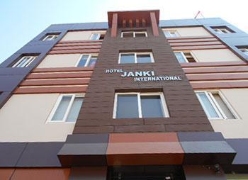 Hotel Janki International - dream vacation