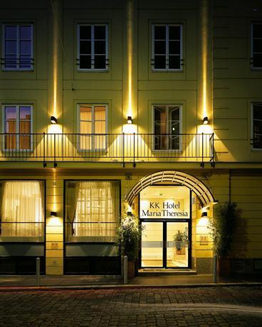 K+K Hotel Maria Theresia - dream vacation