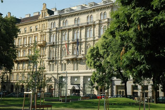 K+K Palais Hotel - dream vacation