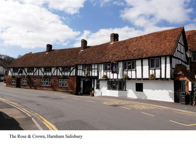 Legacy Rose And Crown Hotel Salisbury - dream vacation