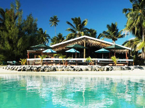 Aitutaki Village - dream vacation