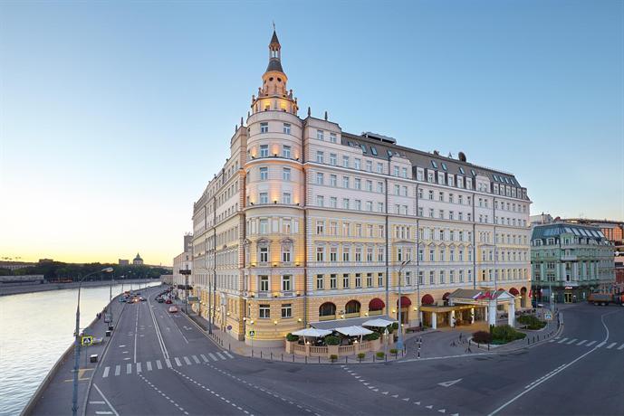 Отель Baltschug Kempinski Moscow