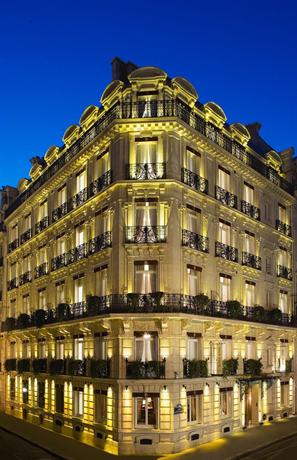 West End Hotel Paris - dream vacation