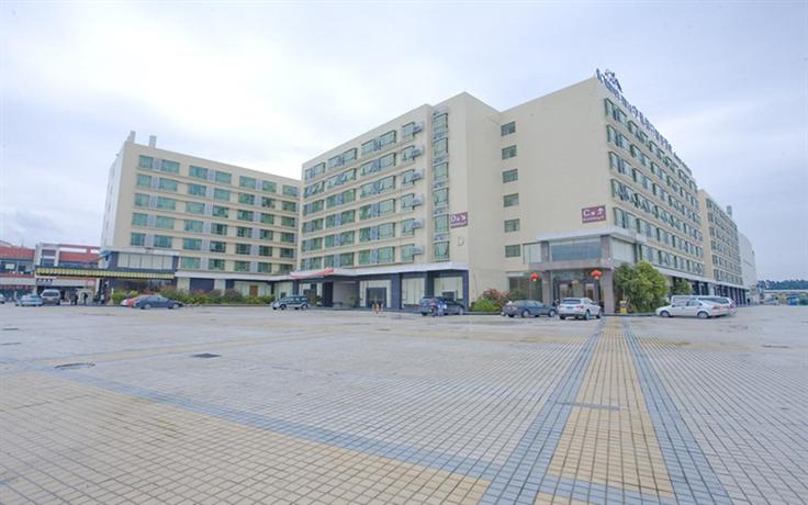 Holiday Villa Hotel & Residence Baiyun Guangzhou - dream vacation
